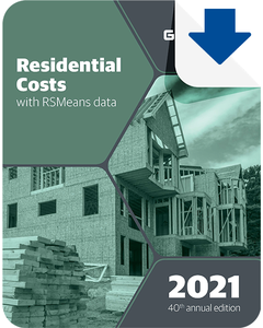 2021 Residential Cost Data eBook