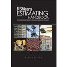 RSMeans Estimating Handbook 3rd Edition