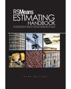 RSMeans Estimating Handbook 3rd Edition