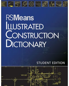 RSMeans Construction Dictionary Student Version