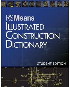 RSMeans Construction Dictionary Student Version