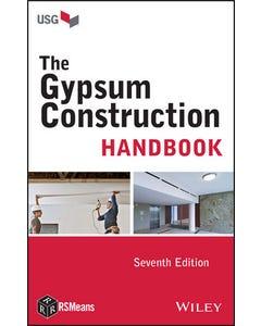 The Gypsum Construction Handbook, 7th Edition