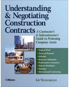 Understanding & Negotiating Construction Contracts