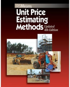 Unit Price Estimating Methods, 4th Edition, Updated