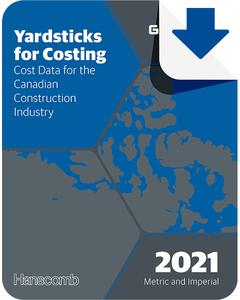 2021 Yardsticks for Costing eBook